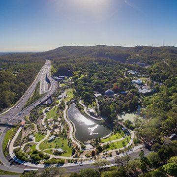 Brisbane Botanic Gardens Mt Coot-tha