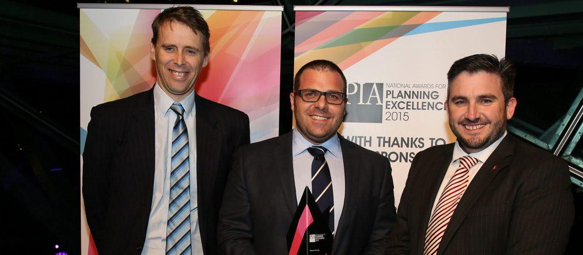 Chris Isles, Planner of the Year, PIA Awards 2015