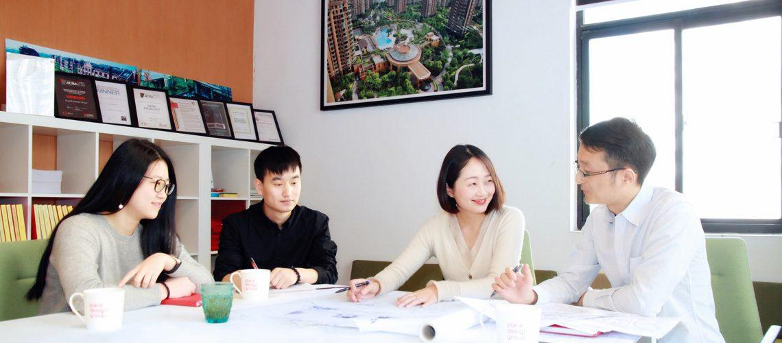 Diversity shines at Place Design Group - Sue Wang - Shanghai