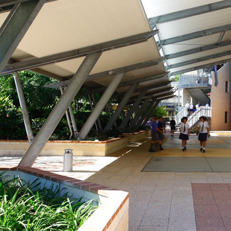 Townsville Grammar School - Place Design Group