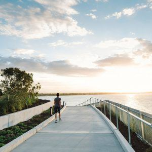 Jezzine Barracks, Townsville, Australia - Place Design Group, Landscape Architecture