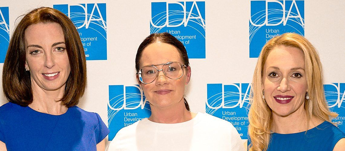 Beth Toon, General Manager, Director, Place Design Group wins UDIA Award