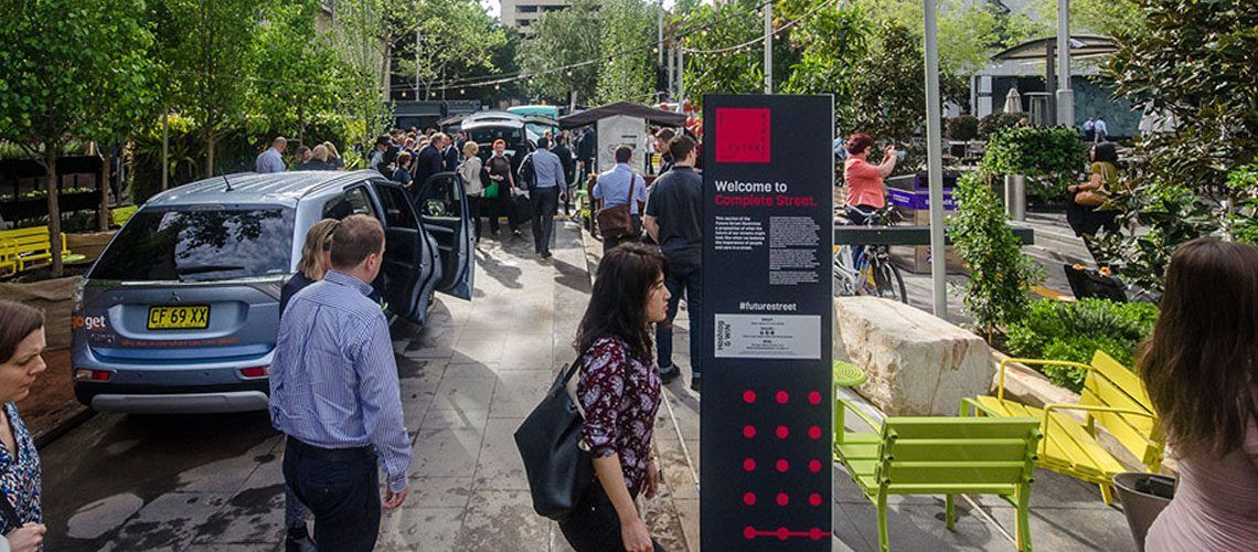 Place Design Group lead the design for the street of the future