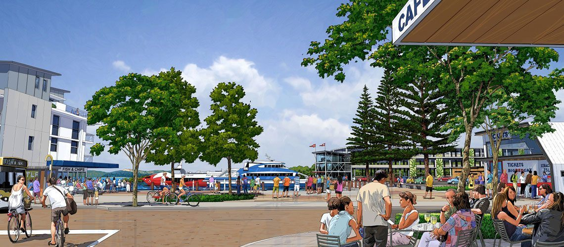 Redlands Landmark Precinct Endorsed - Toondah