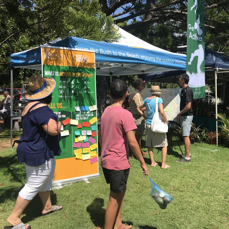 Strategic Communications - Active Livingstone Strategy with Livingstone Shire Council
