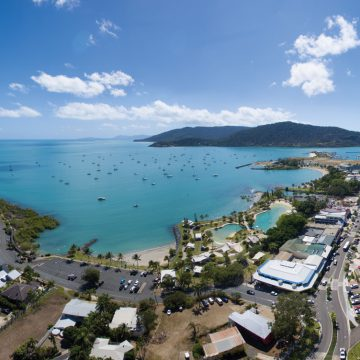 Airlie Beach, Whitsundays - Place Design Group - Strategic Planning