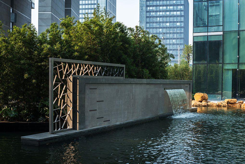 JW Marriott Shenzhen - Place Design Group