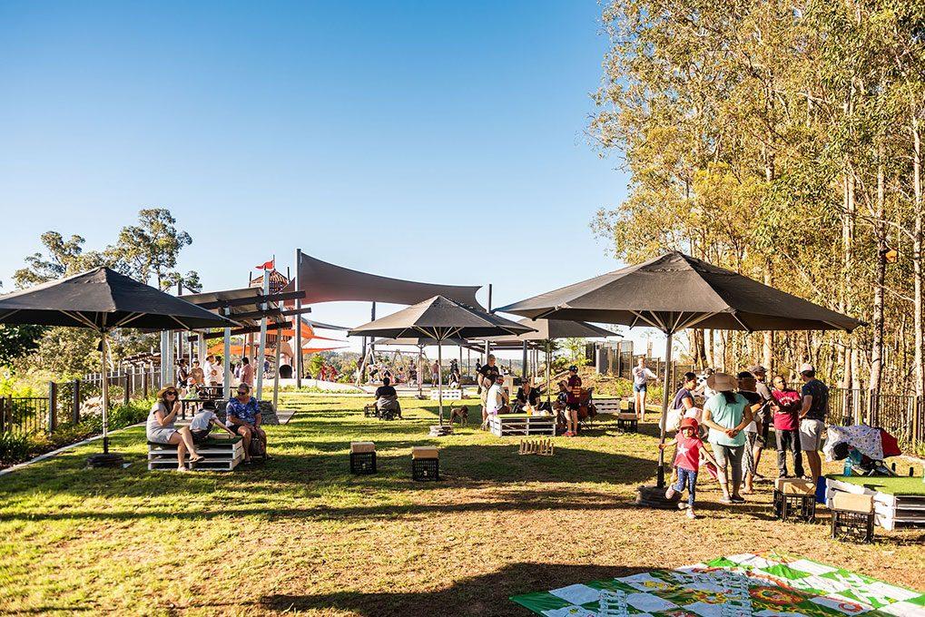 Ellendale Upper Kedron stage 2 park