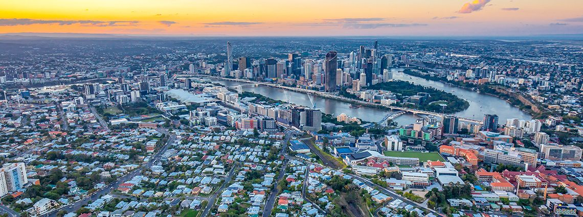Brisbane Aerial