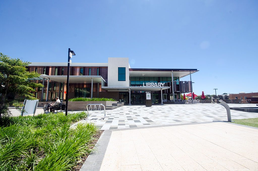 Toowoomba City Library & Civic Square