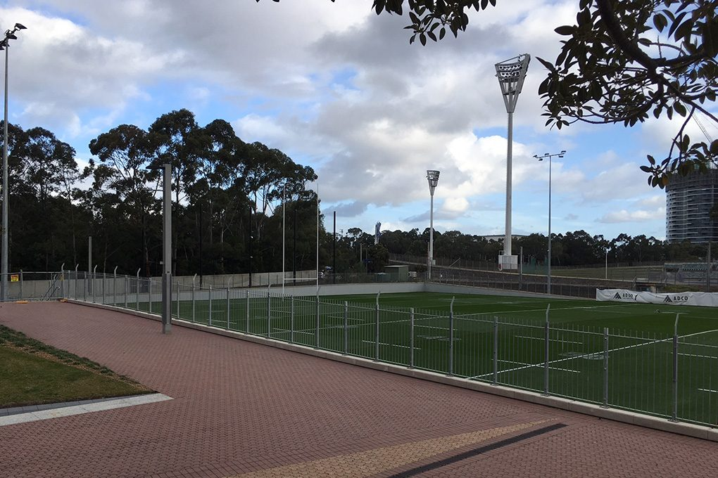 SOPA - Elite Sports Field