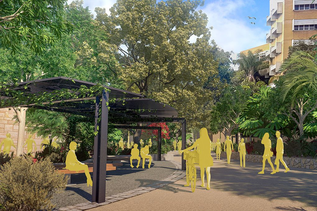 The University of Queensland Placemaking & Landscape Strategy