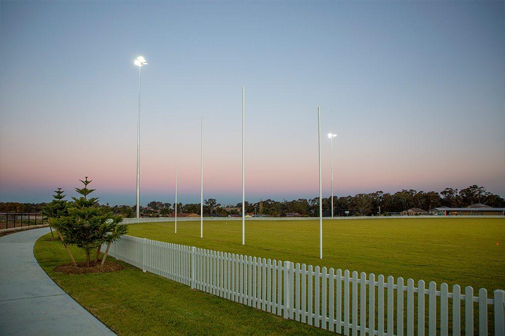 Caddens Hill Sports Precinct