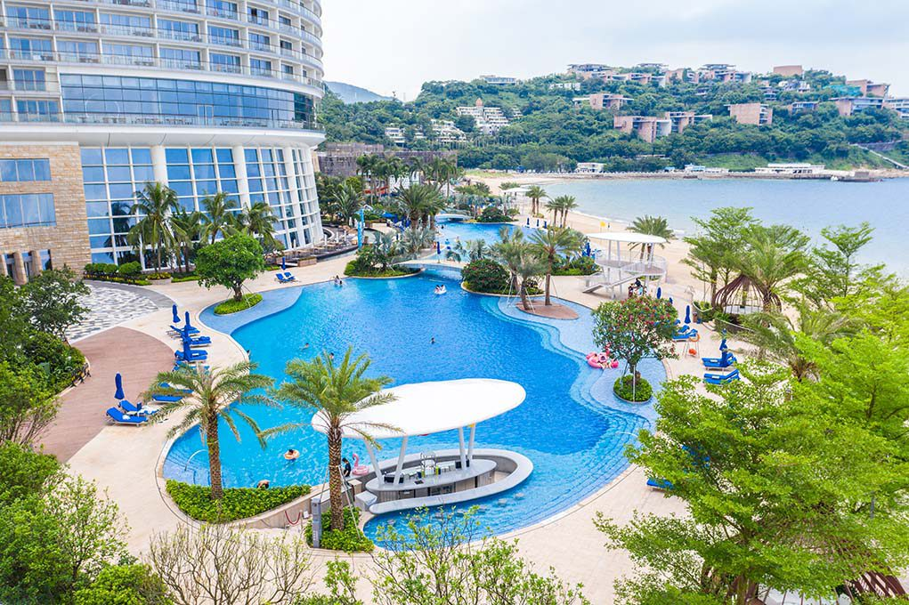 Sheraton Dameisha Resort LU