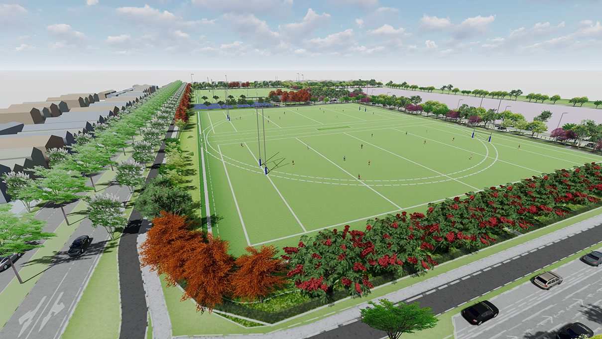 Nirimba District Sports Facility