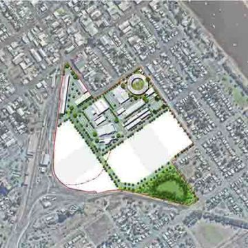 Rockhampton Railyards Masterplan