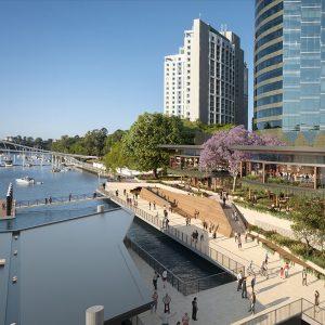 Waterfront Brisbane