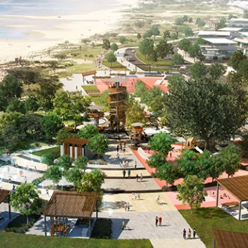 Mackay Waterfront Master Plan